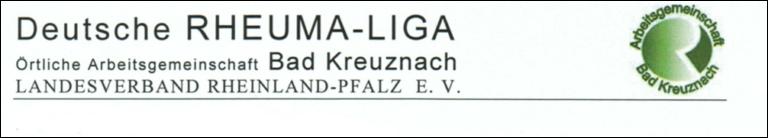 Rheuma-Liga Bad Kreuznach